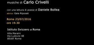 Musiche di Carlo Crivelli
